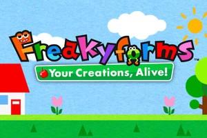 Freakyforms: You Creations Alive! (Foto: Divulgação)