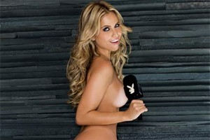 Mônica Arpor e sua foto censurada (Foto: Reprodução)