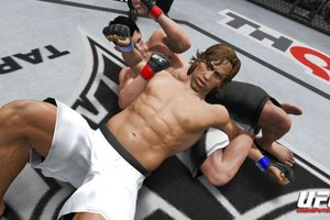 UFC Undisputed 3 (Foto - Divulgação) (Foto: UFC Undisputed 3 (Foto - Divulgação))