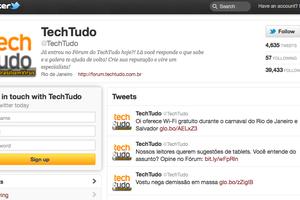 Techtudo (Foto: Divulgação)
