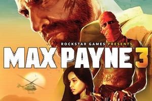 Capa oficial de Max Payne 3 (Foto: Divulgação) (Foto: Capa oficial de Max Payne 3 (Foto: Divulgação))