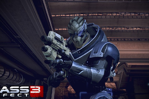 Mass Effect Garrus (Foto: Mass Effect Garrus)