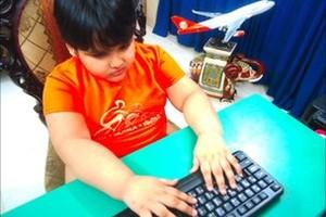 Wasik é uma esperança de genialidade na informática em todo o mundo (Foto: Reprodução) (Foto: Wasik é uma esperança de genialidade na informática em todo o mundo (Foto: Reprodução))