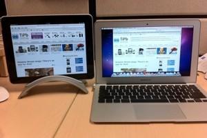 iPad ainda não é tão popular quanto o Macbook, segundo pesquisa (Foto: Reprodução) (Foto: iPad ainda não é tão popular quanto o Macbook, segundo pesquisa (Foto: Reprodução))