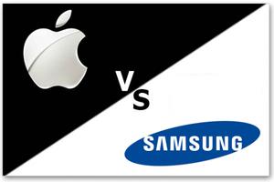 Briga entre Apple e Samsung segue sem final feliz (Foto: Reprodução) (Foto: Briga entre Apple e Samsung segue sem final feliz (Foto: Reprodução))