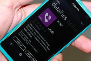 Viber para Windows Phone (Foto: TechTudo)