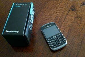 BlackBerry Curve 9320 (Foto: Stella Dauer)