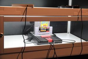 Retron 2 direto da E3 2012 (Foto: Léo Torres / TechTudo)