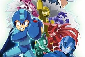 Mega Man Xover (Foto: Divulgação) (Foto: Mega Man Xover (Foto: Divulgação))