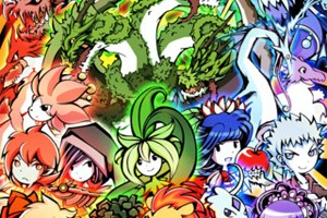 Montopia é similar a Pokémon (Foto: Divulgação) (Foto: Montopia é similar a Pokémon (Foto: Divulgação))
