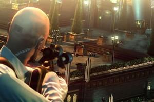 O minigame Hitman: Sniper Challenge será distribuído para os compradores (Foto: Divulgação) (Foto: O minigame Hitman: Sniper Challenge será distribuído para os compradores (Foto: Divulgação))