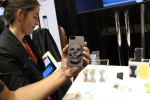 Case com alto relevo para seu iPhone (Foto: Fabrício Vitorino)
