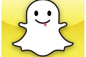 Snapchat, o aplicativo das fotos autodestrutivas (Divulgação) (Foto: Snapchat, o aplicativo das fotos autodestrutivas (Divulgação))
