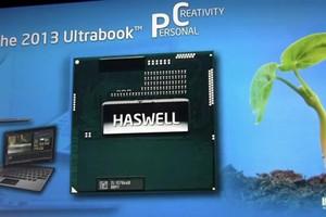 Ao contrário dos Ivy Bridge, linha Haswell contará com muitas opções para os ultrabooks (Foto: Reprodução) (Foto: Ao contrário dos Ivy Bridge, linha Haswell contará com muitas opções para os ultrabooks (Foto: Reprodução))