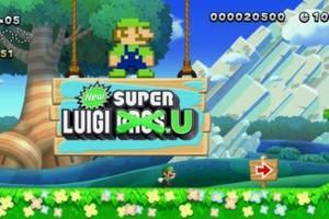 A volta de Luigi ao estrelato em New Super Luigi U (Foto: Divulgação) (Foto: A volta de Luigi ao estrelato em New Super Luigi U (Foto: Divulgação))