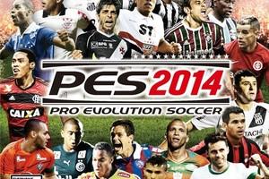 PES 2014 capa (Foto: Divulgação)