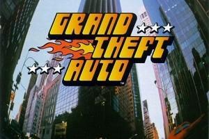 A primeira capa de GTA (Foto: Divulgação) (Foto: A primeira capa de GTA (Foto: Divulgação))