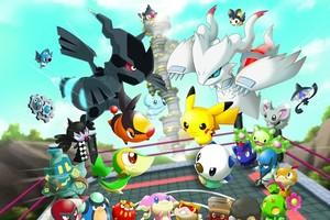 Pokémon Rumble U (Foto: Divulgação) (Foto: Pokémon Rumble U (Foto: Divulgação))
