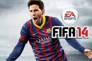 Não podia faltar o craque Messi no FIFA 14 para iOS e Android (Foto: Reprodução / Dario Coutinho) (Foto: Não podia faltar o craque Messi no FIFA 14 para iOS e Android (Foto: Reprodução / Dario Coutinho))