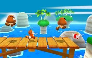 Super Mario para Nintendo 3DS (Foto: Divulgação)