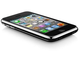 iphone 3g (Foto: divulgação)