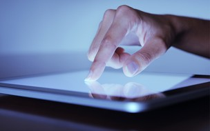 Aparelhos da Apple podem ter leitor de digitais (Foto: Reprodução)