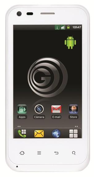 Smartphone Gradiente Neo One tem dual-chip e Android (Foto: Divulgação)