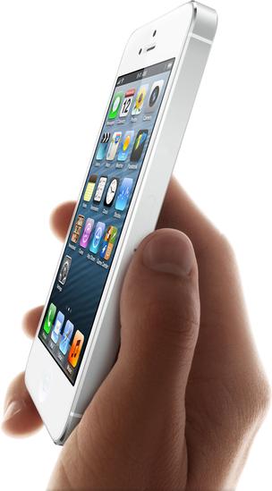 Novo iPhone 5 (Foto: Divulgação)