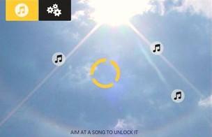 Aplicativo Music in the Sky (Foto: Reprodução) (Foto: Aplicativo Music in the Sky (Foto: Reprodução))
