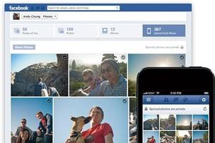 Facebook mobile agora tem compartilhamento de imagens automático (Foto: Divulgação) (Foto: Facebook mobile agora tem compartilhamento de imagens automático (Foto: Divulgação))