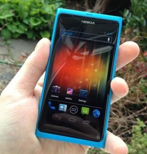 Nokia pode lançar aparelhos com sistema Android (Foto: Reprodução)