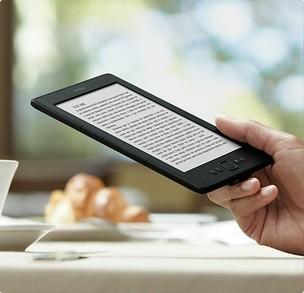 Kindle foi anunciado no Brasil (Foto: Divulgação)