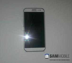 Primeira imagem do Galaxy S4 finalizado (Foto: Reprodução/Sammobile) (Foto: Primeira imagem do Galaxy S4 finalizado (Foto: Reprodução/Sammobile))