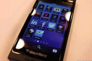 RIM vai apresentar smartphone com touchscreen no evento do BB10 (Foto: Reprodução/CNET) (Foto: RIM vai apresentar smartphone com touchscreen no evento do BB10 (Foto: Reprodução/CNET))