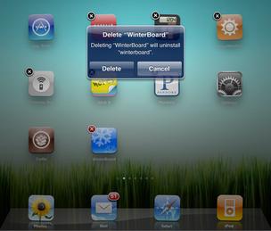 Cydelete permite apagar apps da Cydia do mesmo modo que da App Store (Foto: Divulgação) (Foto: Cydelete permite apagar apps da Cydia do mesmo modo que da App Store (Foto: Divulgação))