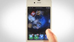 Com o desbloqueio inúmeros recursos e efeitos se tornam disponíveis para o iPhone (Foto: Reprodução/ Youtube) (Foto: Com o desbloqueio inúmeros recursos e efeitos se tornam disponíveis para o iPhone (Foto: Reprodução/ Youtube))