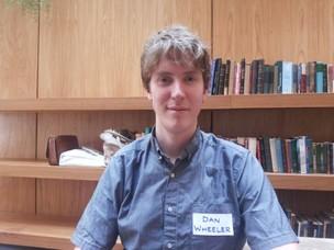 Dan Wheeler, o engenheiro e programador responsável pela tradução do Dropbox (Foto: Pedro Zambarda/TechTudo) (Foto: Dan Wheeler, o engenheiro e programador responsável pela tradução do Dropbox (Foto: Pedro Zambarda/TechTudo))