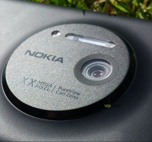 Novo Lumia trará grande câmera traseira, provavelmente com 41 megapixels (Foto: Reprodução)