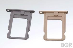 Detalhe das versões prata e dourada do iPhone 5S (Foto: Reprodução/BGR)