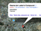 Google Maps mostra onde Bin Lande estava no momento da captura (Foto: Reprodução)