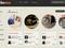 CircleMe reúne conceitos de diversas redes sociais (Foto: Reprodução) (Foto: CircleMe reúne conceitos de diversas redes sociais (Foto: Reprodução))