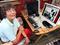 Sueca de 75 anos usa uma Internet com 40 gigabits por segundo de velocidade (Foto: Divulgação)
