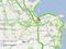 Condições do trânsito no Rio de Janeiro exibidas em tempo real no Google Maps (Foto: Reprodução/Google) (Foto: Condições do trânsito no Rio de Janeiro exibidas em tempo real no Google Maps (Foto: Reprodução/Google))
