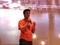 Amir Taaki do Bitcoin no palco do FISL (Foto: Nick Ellis)