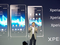 Sony Xperia T, V e J (Foto: Reprodução)