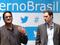 Shailesh Rao e Guilherme Ribenboim (Foto: Nick Ellis (TechTudo))