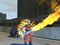 Goku do mangá e anime Dragon Ball Z em mod de GTA 4 (Foto: Reprodução)