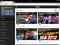 Nova interface do YouTube leva a experiência do tablet para a versão mobile (Foto: Reprodução/Ricardo Fraga) (Foto: Nova interface do YouTube leva a experiência do tablet para a versão mobile (Foto: Reprodução/Ricardo Fraga))