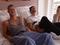 Dennis Storm e Valerio Zeno sentem as dores do trabalho de parto (Foto:Reprodução) (Foto: Dennis Storm e Valerio Zeno sentem as dores do trabalho de parto (Foto:Reprodução))
