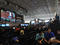 Espa&#231;o da Intel Extreme Masters na Campus Party 2013 (Foto: TechTudo / Andr&#233; Foga&#231;a)